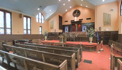 Ebenezer Baptist Church 3D Model