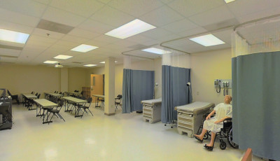 Kennesaw State University – Medical Assisting Classroom 3D Model