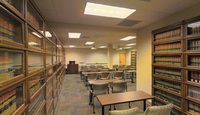 Kennesaw State University – Law Library 3D Model