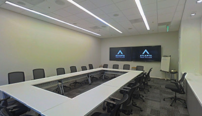 Atlanta Tech Village Board Room 3D Model