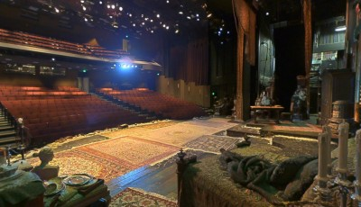 A Christmas Carol Backstage Tour at the Alliance Theatre 3D Model