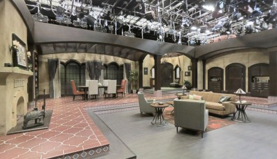 TCM Set | Turner Studios 3D Model