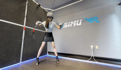 iSimu VR | Georgia's Premier VR Arcade 3D Model