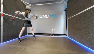 iSimu VR – Georgia's Premier VR Arcade 3D Model