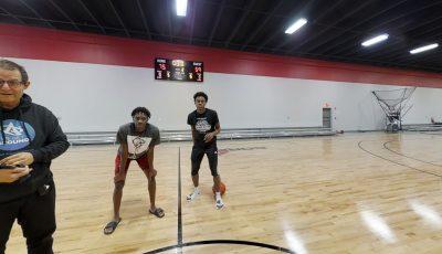 Test 2 – Basketball Court – WGANForum.com 3D Model